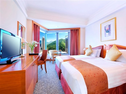 Imagine principala Hotel Harbour Plaza North Point  Hong Kong