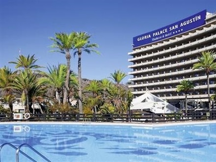 Book At Gloria Palace San Agustin San Agustin Gran Canaria Spain