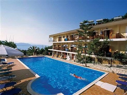 Main image Bella Vista Apartments  Parga