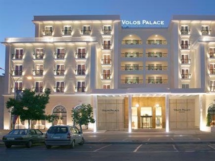Imagine principala Hotel Volos Palace  Volos