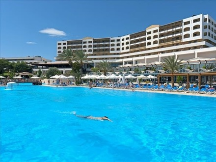 Imagine principala Aldemar Amilia Mare Family Resort ex Aldemar Paradise Mare   Kalithea