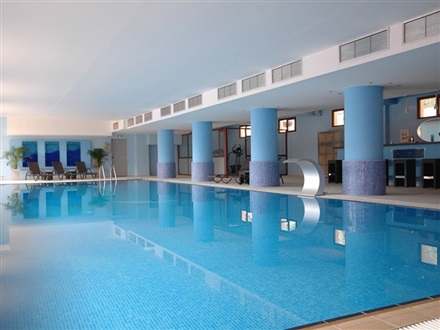 4 Epoxes Hotel Spa  Aridaia
