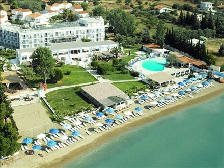 Main image Grand Blue Hotel Eretria  Evia Island All Locations