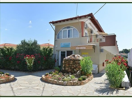 Main image Anna Christina Apartments  Sithonia