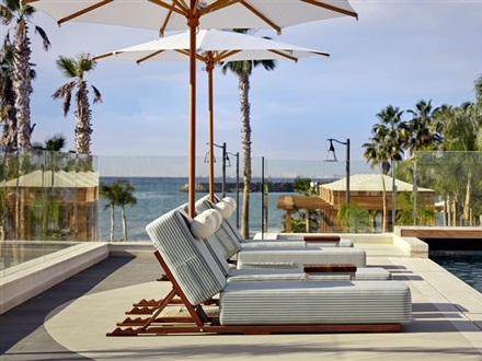 Parklane a Luxury Collection Resort Spa  Statiunea Limassol