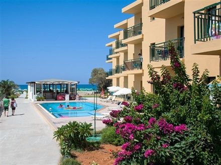 Imagine principala Edem Beach Hotel  Rethymnon
