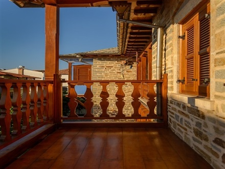 3 bedroom Villa in Ierissos RE0552  Muntele Athos Ouranoupolis