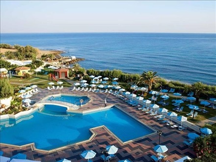 Imagine principala Hotel Creta Star  Rethymnon