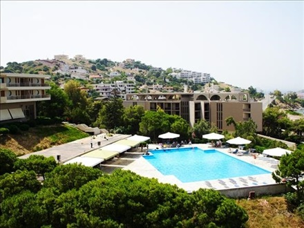 Main Image Eden Beach Resort Anavyssos