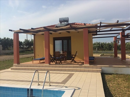 Imagine principala rent a villa 80sq.m 18514   Komotini