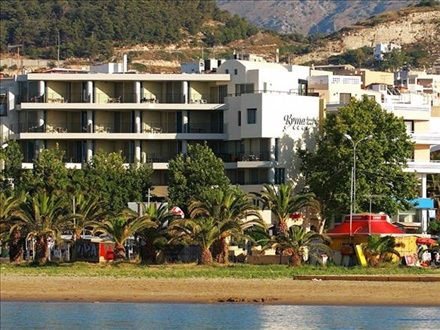 Imagine principala Hotel Kyma Beach  Rethymnon