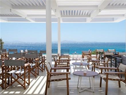 Main Image Alkistis Hotel Aghios Stefanos Mykonos