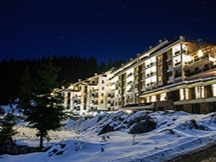 SPA HOTEL NEVIASTATA  Pamporovo