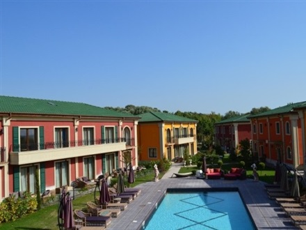 Therma Eco Village  Kranevo Resort