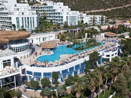 Hotel Bodrum Holiday Resort  Bodrum
