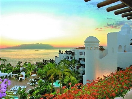 Book at hotel jardin tropical costa adeje tenerife island spain - Jardin tropical costa adeje ...