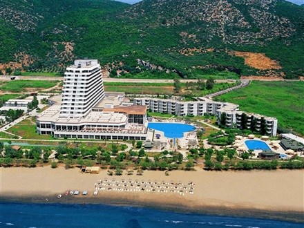 Imagine principala Hotel Palm Wings Ephesus Beach ex Surmeli Efes Hotel   Pamucak