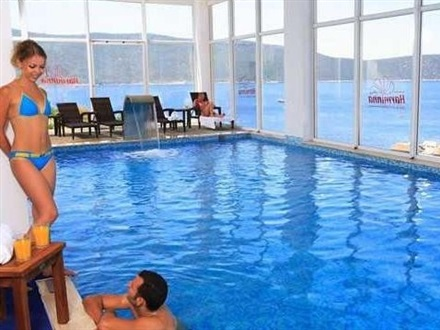 Ersan Resort Spa  Icmeler Bodrum