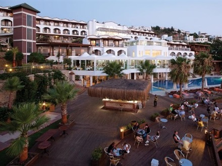 Imagine principala Hotel Delta Beach Resort  Bodrum