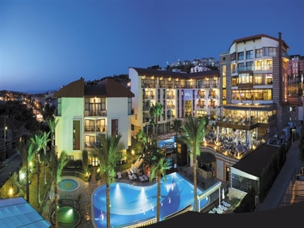 Imagine principala Hotel Piril Thermal Resort Spa  Cesme