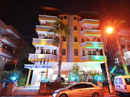 ARSI SWEET SUIT HOTEL  Alanya