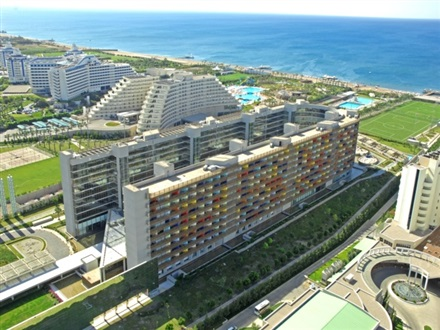 Hotel Kervansaray Lara Convention Spa Center  Lara Antalya
