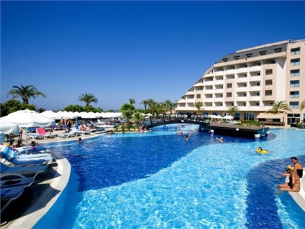 Main image Hotel Long Beach Resort  Alanya