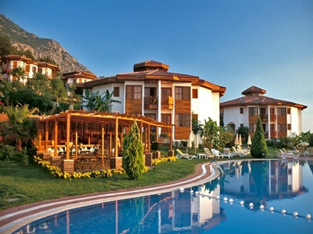 Imagine principala Hotel Montana Pine Resort  Fethiye