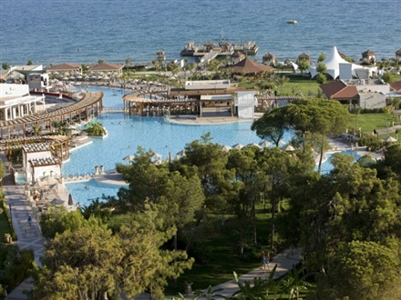 Imagine principala Hotel Ela Quality Resort  Belek