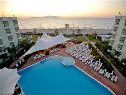 Hotel Grand Belish Beach Resort  Long Beach