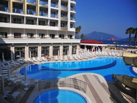 Imagine principala Golden Rock Beach  Marmaris