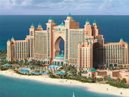 Imagine principala Hotel Atlantis The Palm  Dubai