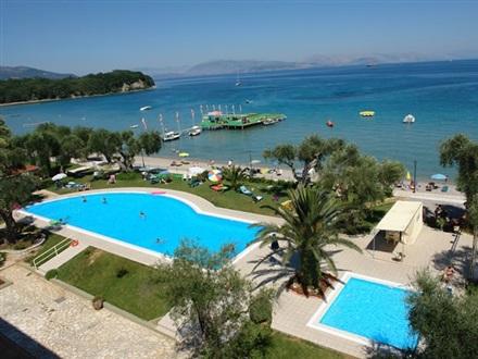 Elea Beach Hotel Dassia Corfu Island