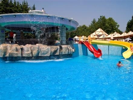Hotel Magnolia Lux Albena Bulgaria Oferte Cazare