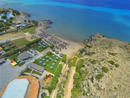 Hotel Plaka Beach Resort  Vassilikos