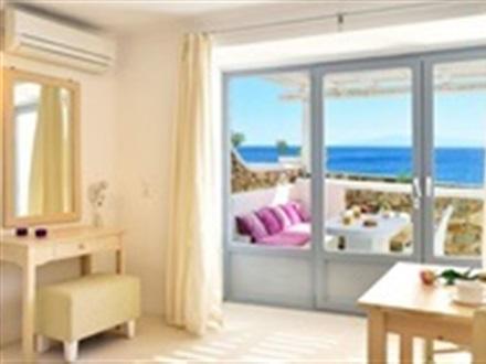 Mykonos Pantheon Luxury Holiday Apartments Kalo Livadi