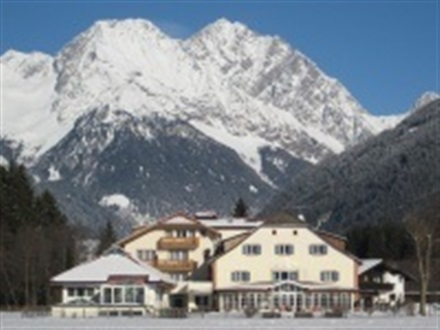 Imagine principala Hotel Bad Salomonsbrunn  Rasun Anterselva