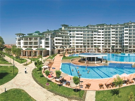 Main image Hotel Emerald Beach Resort Spa  Nessebar