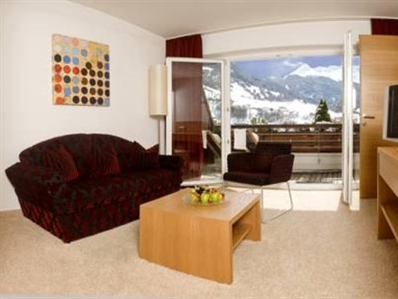 Imagine principala ALPEN COMFORT HOTEL CENTRAL  Nauders