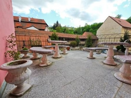 Imagine principala Mini Hotel Abraka  Cesky Krumlov