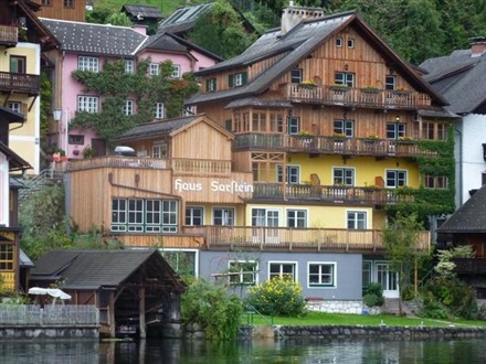 Pension Sarstein  Hallstatt