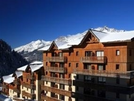 Imagine principala Le Cheval Blanc Valfrejus  French Alps