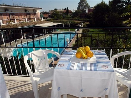 Serres Apartments  Gouvia