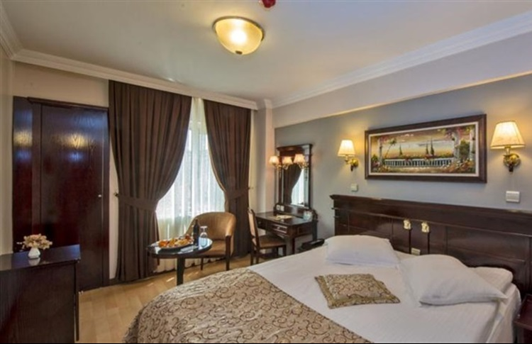 Laleli gonen hotel istanbul regiunea istanbul turcia for Laleli hotel istanbul
