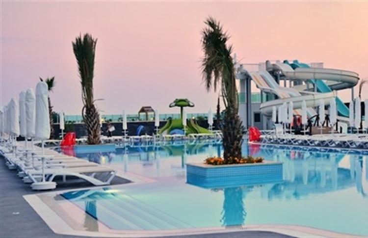 White City Resort Hotel Antalya Turkey