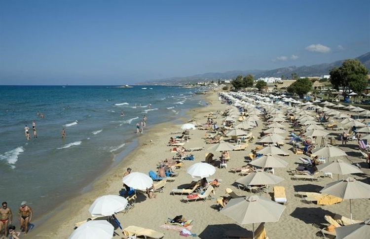 Ikaros Beach Resort Spa Malia Greece
