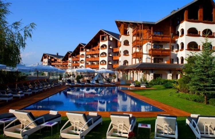 Kempinski Hotel Grand Arena Bansko Bansko Bulgaria
