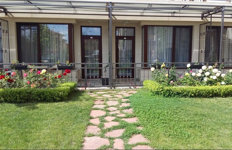 sorrento sole mare aparthotel sveti vlas bulgaria