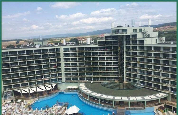 Thb Hotel Marvel In Sunny Beach