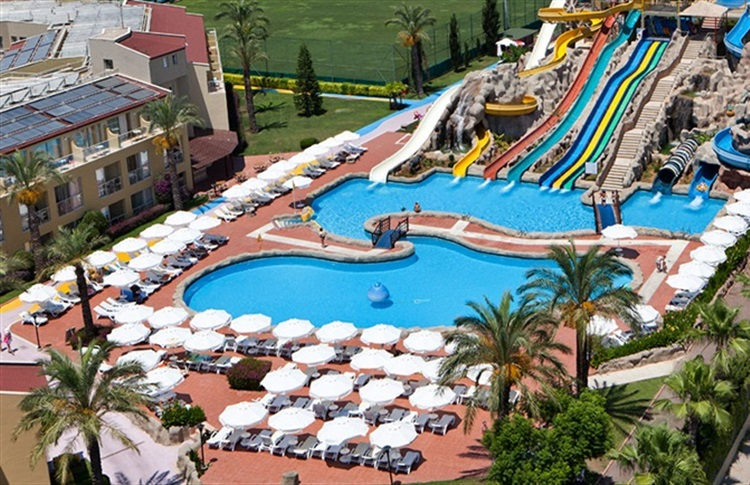 Book at hotel silence beach resort side antalya turkey for Aqua piscine otterburn park